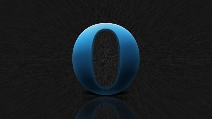 Opera Browser Wallpaper