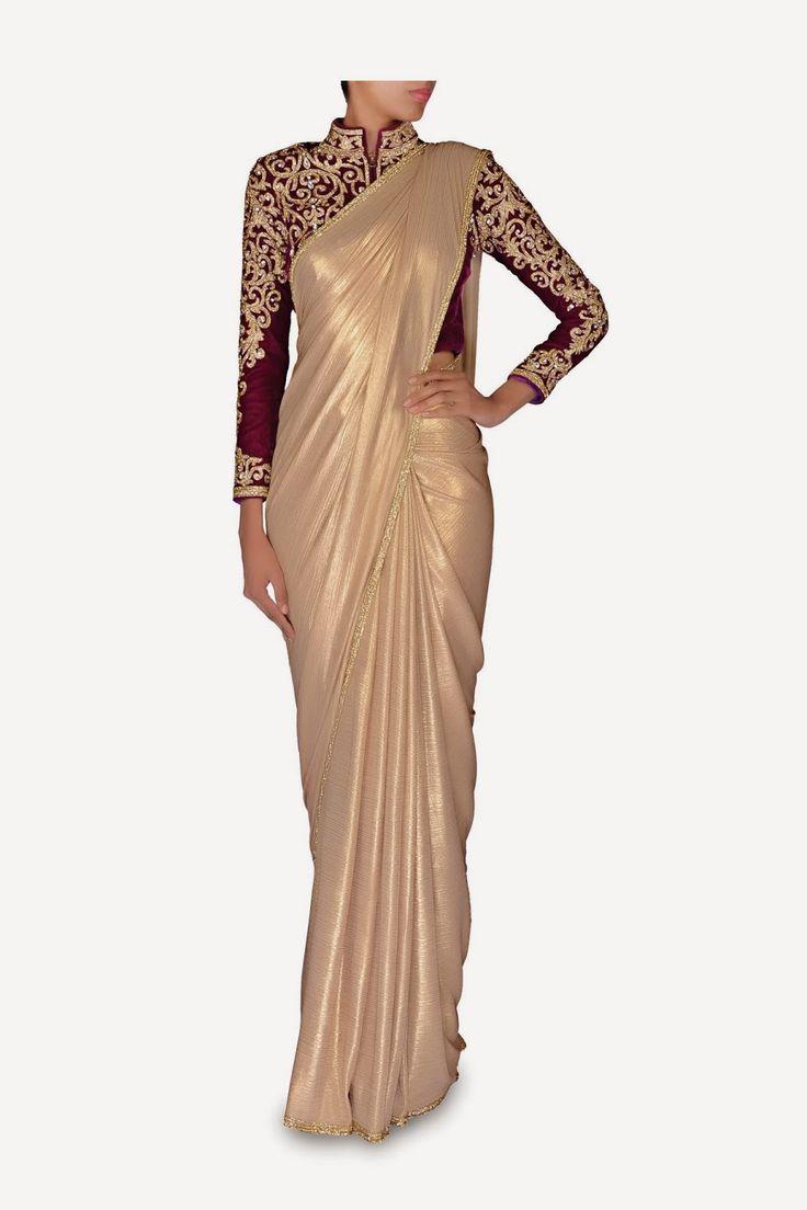 Fashion: Summer Hues A Sigh of Colours Chic Saris 2014