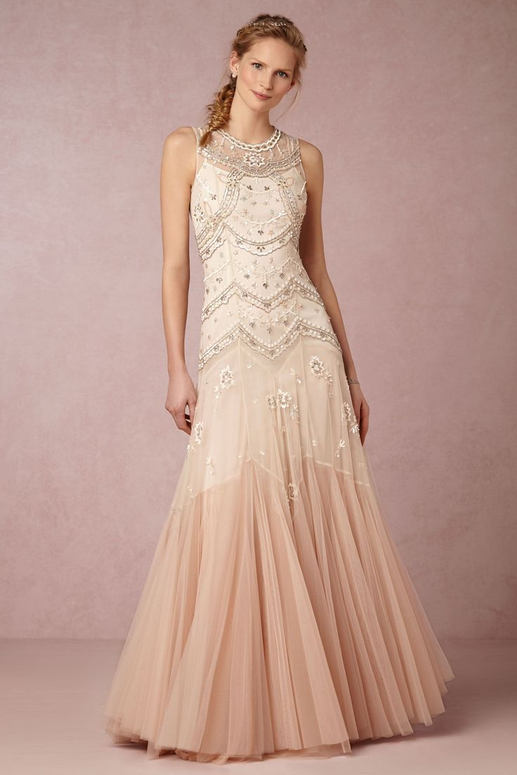 Needle Thread Bhldn Cate Gown Wedding Dress Off Retail