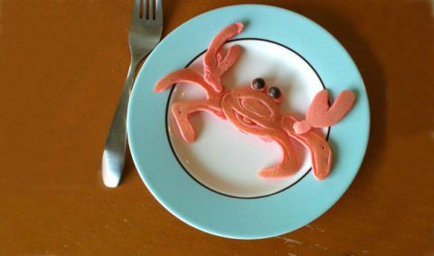 Food Art - Crazy Pancake Designs at WomansDay.com