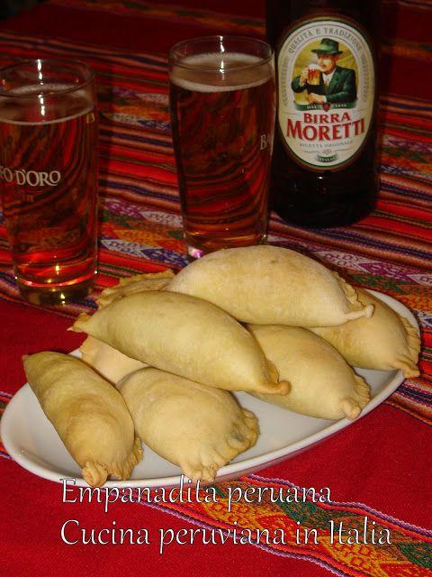 Cucina peruviana in Italia: Empanada peruana