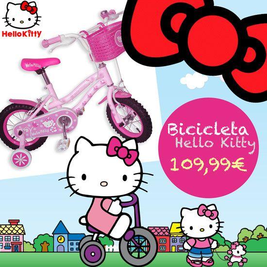 Las bicicletas son para el verano... ¡aprovecha el buen tiempo!