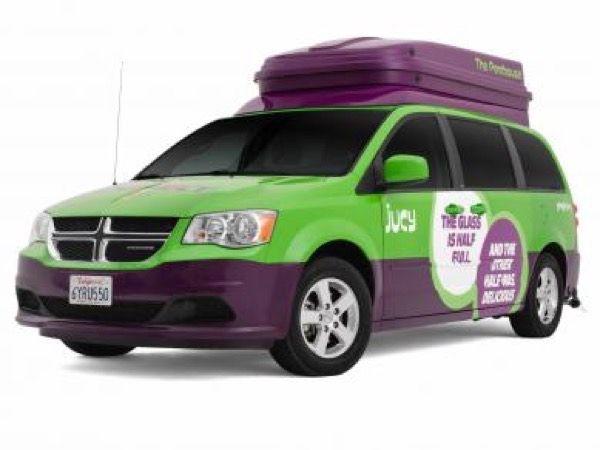 Dodge Caravan Minivan Converted Into Micro Motorhome Dodge