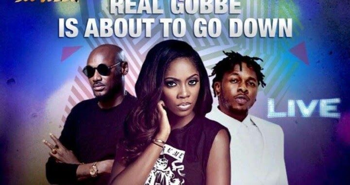Big Brother Naija has announced that 2Face Idibia Tiwa Savage and Runtown will be performing at the grand finale of the reality show.  The reality show which started on January 22 2017 is would officially end on April 9 2017.  The two-hour live show will produce a winner between Bisola TBoss Efe Marvis and Debie-Rise based on viewers votes.  Big Brother Naija kicked off with a total of twelve housemates but only five of them made it to the final.  The 2017 Big Brother Naija See Gobe edition…