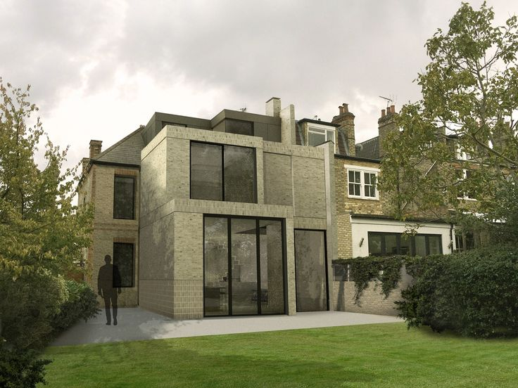 Threefold Architects wins planning for London house extension  | News | Architects Journal