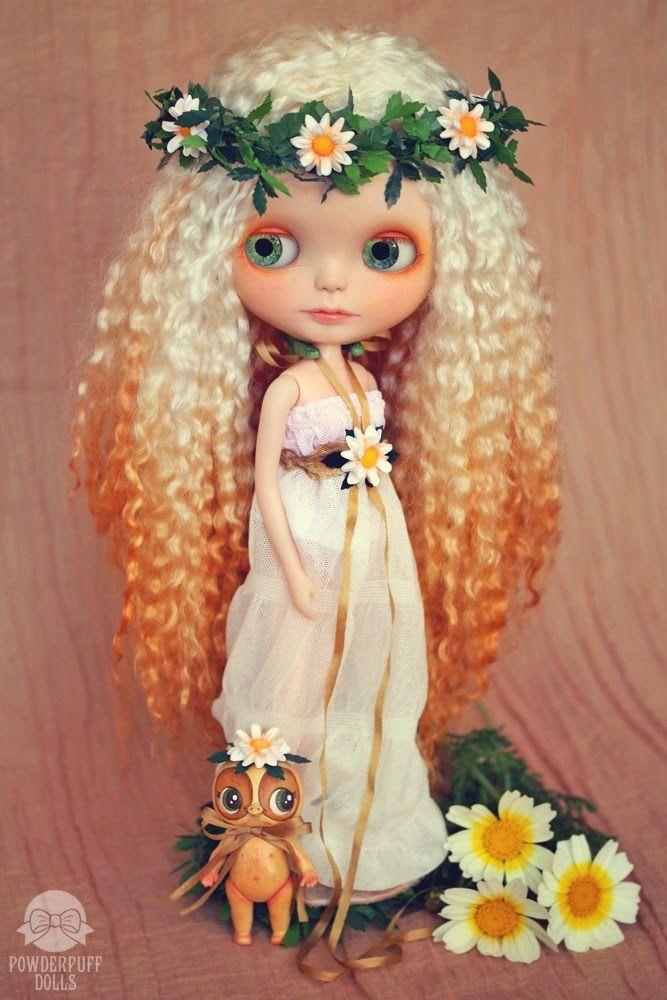 Divina Mistureba: Boneca Blythe / Blythe Doll