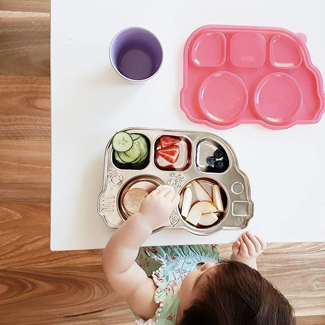 Thank you @oneblurstonelane for this gorgeous photo of your little love enjoying snack time with her Bus Tray. Perfect for when you are eating on the move. Get it!? That was a Joke.. or was it a pun?  The lid actually fits into the individual spaces to held the food into place.  Practical and wheelie cute too. ( seriously - I'm on a roll! - BOOM did it again!) http://ift.tt/1t2cZNf  [ ] [ ] [ ] #lucaslovescars #joyofthetoy #eatingtime #snacktime #mealtime #mylittleman #onthego…