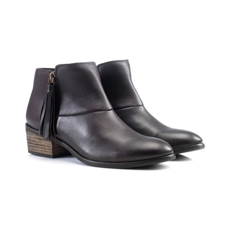 Flora Ankle Boots