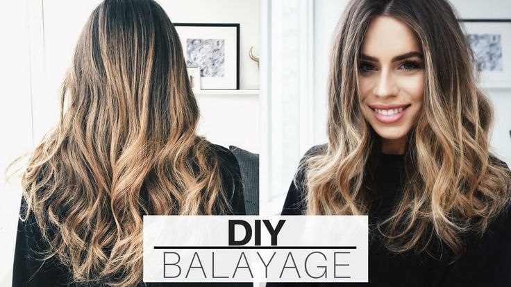 DIY: $20 At Home Hair Balayage + Ombre Tutorial (UPDATED) | Ad