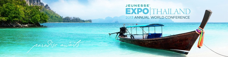 Lets win this trip to Thailand with Jeunesse global that offers antiaging products !