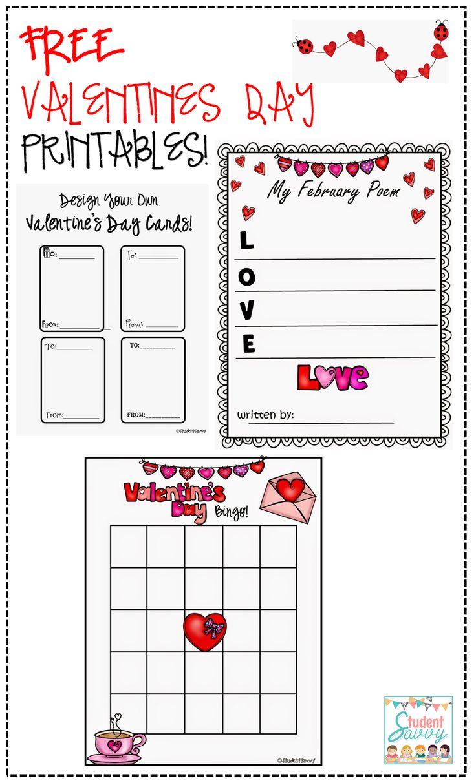 279 best Valentines images on Pinterest  Valentine theme School