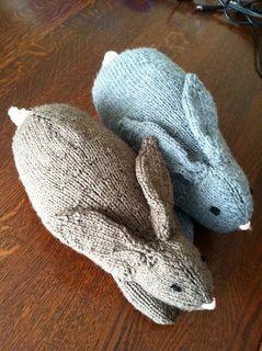 Amigurumi Knit Bunny Toy Softies Padrões Livres