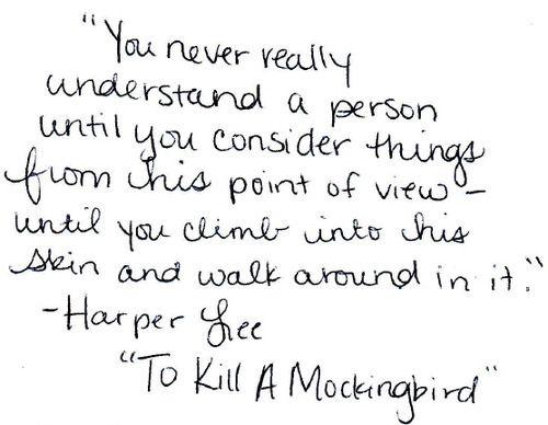 What's a good To kill a Mockingbird Essay title?