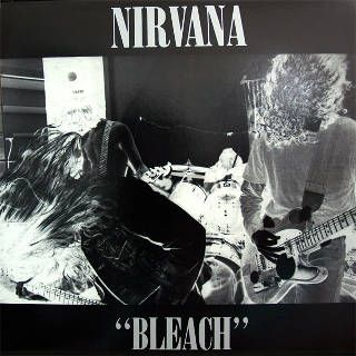 Download Nirvana - Bleach (Full Album MP3)