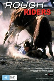 #RoughRiders is a compelling story of two champion Australian rodeo riders, one whose life is lost in a bull-riding accident. The film explores the rituals of competition, the endless travel, the courage and the determination that define the sport of bull-riding. See more at: http://beamafilm.com/catalogue.php#.UjVbKBa4pME