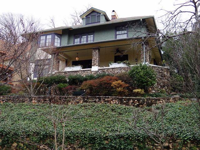 Victorian House, Highland Park, Birmingham, Alabama in