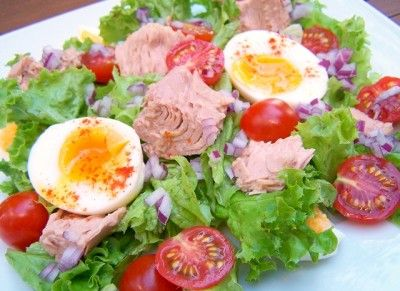 Tonhalas saláta: Kifőztük Online, Online Havi, Tonhala Saláta, Tonhalas Saláta, Online Receptújság