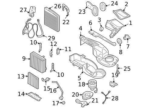 Volvo Xc90 2 5t Engine Diagram Control Cables  Wiring Diagram