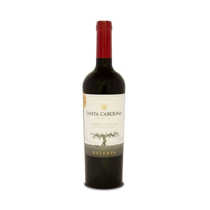 Vinho Santa Carolina Reserva Cabernet Sauvignon, 2012 http://www.buywine.com.br/vinho-santa-carolina-reserva-cabernet-sauvignon-2012/p