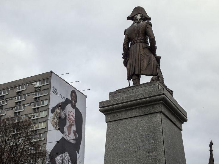 Pomnik Tadeusza Kościuszki (Tadeusz Kościuszko statue) ©…