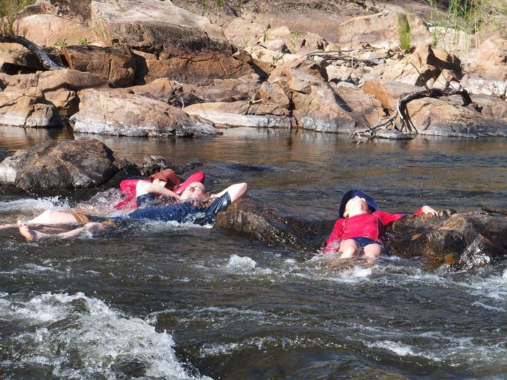 Relax in the rapids with all the family. A great way to spend an afternoon on a hot summers day.