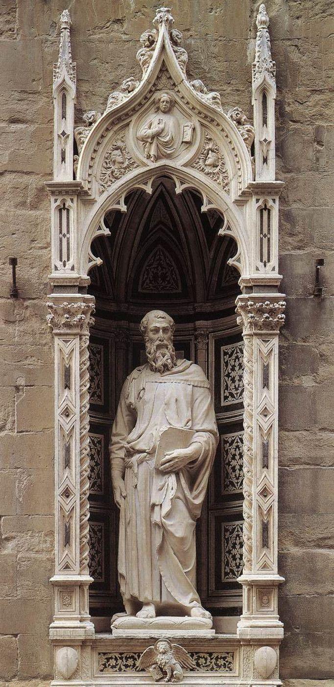Donatello, um dos maiores escultores de todos os tempos | #Artistas, #Donatello, #Escultores, #Jmj