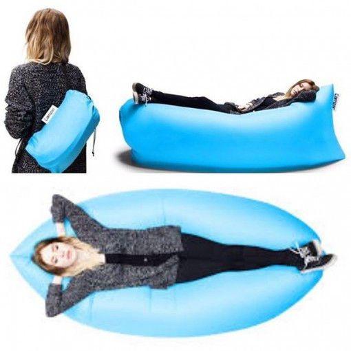 Ламзак - надувной диван-шезлонг  АКЦИЯ - всего 1690 рублей!!!  Надувной лежак - ГЛАВНЫЙ ТРЕНД ЛЕТА 2016!  КОМФОРТ ВЕЗДЕ, ГДЕ ЗАХОТИТЕ!  LAMZAC (ЛАМЗАК) - уникальная, инновационная и очень простая складная суперновинка, карманный диван-шезлонг, который можно взять с собой в поход, на пляж, на опен-эйр или просто использовать на дачном участке или дома. В разложенном виде лежак имеет габариты 220х70см, так что на нем можно разместиться с большим комфортом!  УМЕЩАЕТСЯ В СУМКЕ!  Очень простой в…