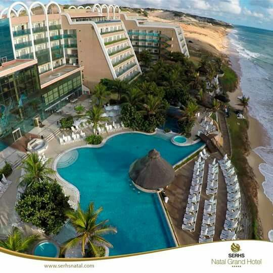 Natal/ RN - SERHS Natal Grand Hotel.