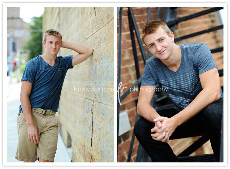 HS Senior Guy Pictures