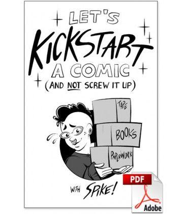 Let's Kickstart a Comic (PDF ebook)