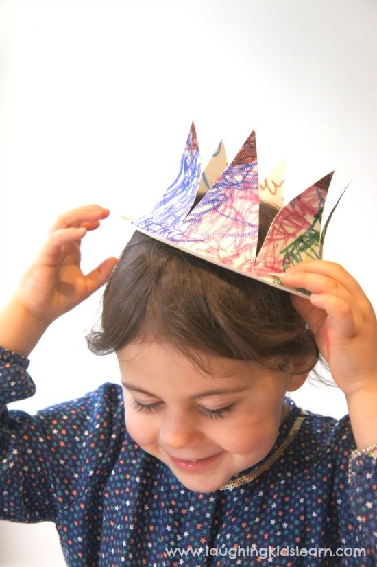 Get super creative with just paper plates, markers and scissors. With the space in our Hyatt House living rooms, it's easy to make these paper plate crowns for a game of make-believe your kids will love.