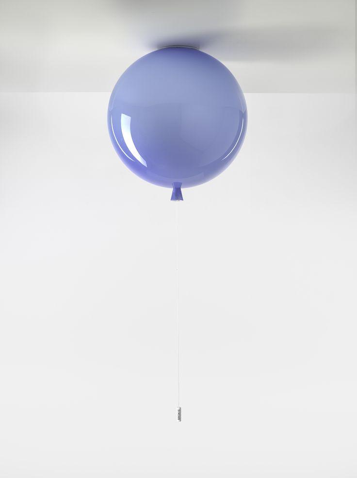 Brokis - Lights - Interior - Design.  MEMORY by Boris Klimek - Blue Memory story