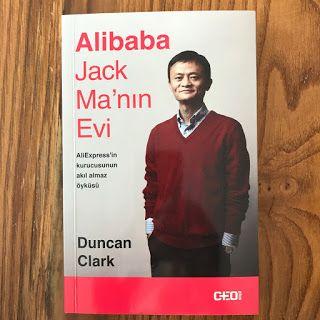 Alibaba Jack Ma'nin Evi - AliExpress'in Kurucusunun Akil Almaz Oykusu (Kitap)   04.11.2017