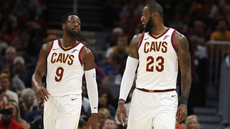 Advanced age: LeBron's Cavs are now the NBA's oldest team #FansnStars