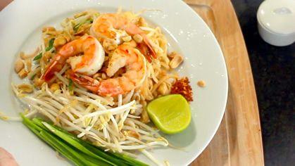 Authentic Pad Thai Recipe & Video Tutorial