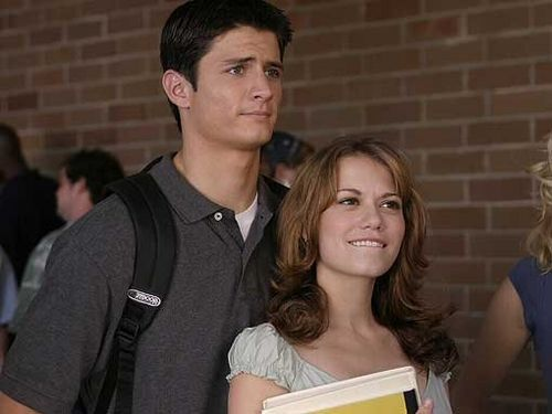 one tree hill | One Tree Hill: Nathan & Haley photo k-ron's photos - Buzznet