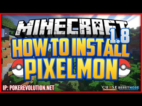 How To Install Minecraft 1.8 Pixelmon 4.0.6 Mod [1.8]: (*NEW*) Step By Step, Quick, & Easy! - http://dancedancenow.com/minecraft-lan-server/how-to-install-minecraft-1-8-pixelmon-4-0-6-mod-1-8-new-step-by-step-quick-easy/