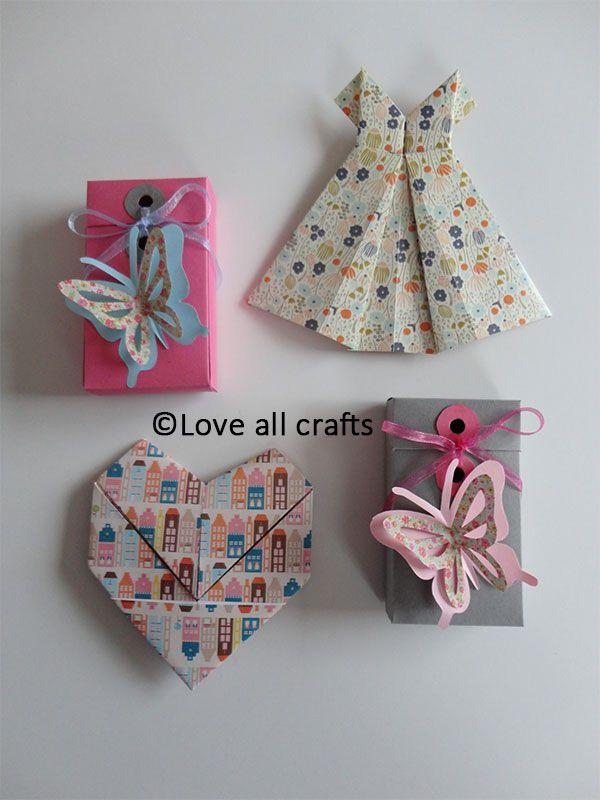 creatief met flow papier www.loveallcrafts.nl