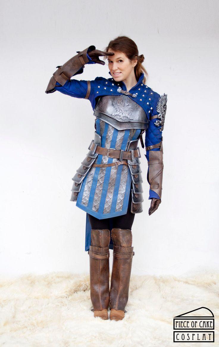 Dragon Age - Grey Warden by Piece of Cake Cosplay - Album on Imgur