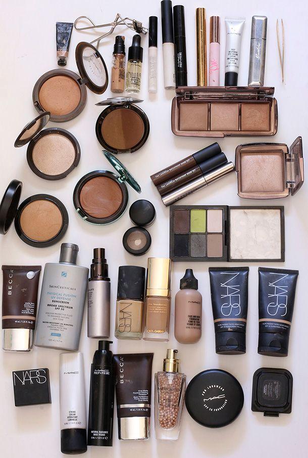 25+ Great Ideas About Makeup Basics On Pinterest