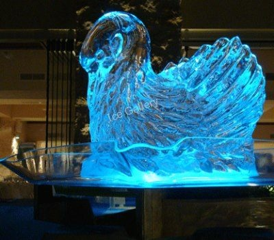 SWAN ELEGANCE  Code: DS 023  Height: 61cm  Price: US $680  •The Reusable Freezer Molds produced by Ice Gallery are of the highest quality and are reusable for many applications and many years. •Wide variety of Reusable Freezer Molds for weddings, parties or special holidays. These reusable freezer molds create spectacular presentations of ice sculptures.   •The ice sculptures you will produce with Reusable Freezer Molds will be semi-clear in color similar to the ice cubes from your…