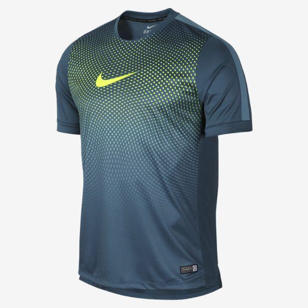 f542263ac5a7 Nike Graphic Flash Top Men's Soccer Shirt | work related | Nike soccer  shirts, Soccer shirts, Sport shirt design