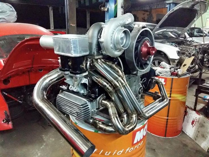Turbo Done Right German Power Pinterest Vw Engine