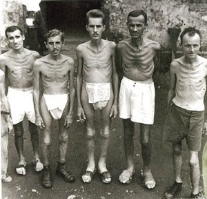 Bataan Death March Prisoners | The Bataan Death March