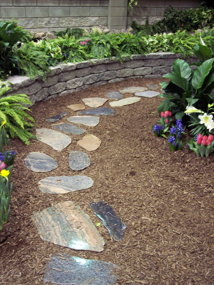 Granite Stepping Stones : Best images about things to do with my granite on