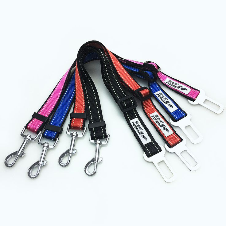 High Quality 80cm Adjustable Luminous Dog Car Seat Belt Matching Pet Leash Safe Travelling Belt for Puppy. Yesterday's price: US $6.00 (4.94 EUR). Today's price: US $5.52 (4.55 EUR). Discount: 8%.