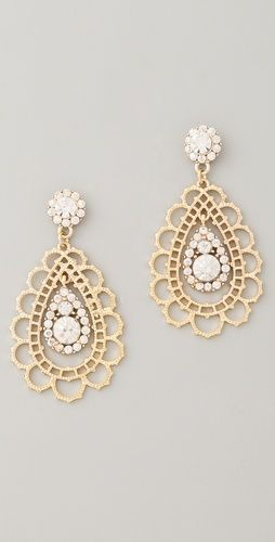 juliet & company earrings... so dainty and beautiful