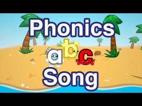 16 Phonics Videos for Kindergarten - KindergartenWorks