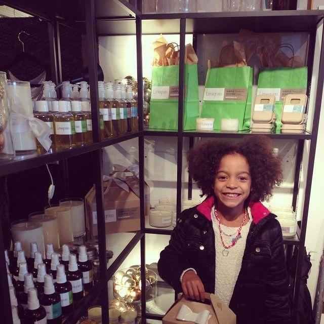 www.brooklynlimegreen.com  Our little customers are the cutest. #brooklynlimegreen #lemonlimes #lovewhatwedo