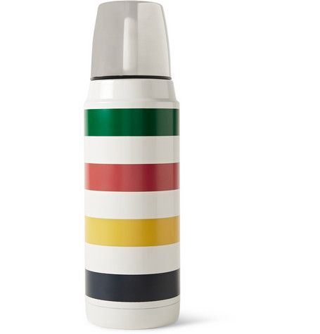 Hudson's Bay Striped Thermos® Vacuum-Insulated Bottle | MR PORTER